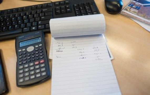 calculatie