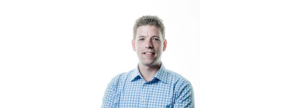 Mark Jaspers, projectmanager