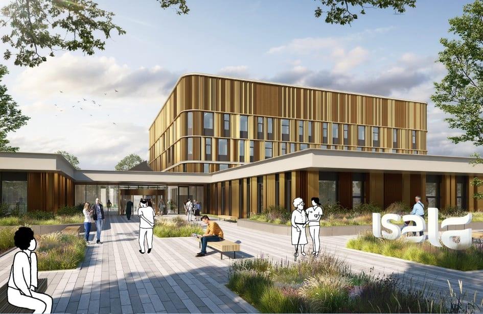 Eerste all-electric ziekenhuis in Nederland